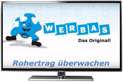 Video: Überwachung Rohertrag im WERBAS-Auftrag