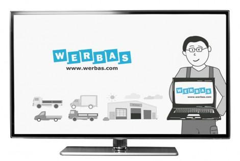 WERBAS-Nfz für Speditionswerkstatt und Kommunen, Auftragserfassung,