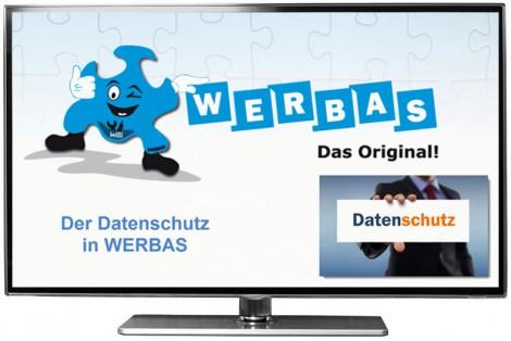 Video: Der Datenschutz in WERBAS