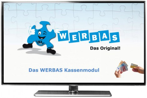 Video: WERBAS-Modul Kasse