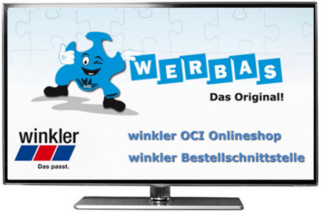 Video: winkler OCI-Onlineshop Schnittstellen