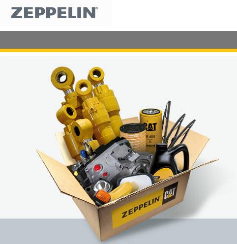 Zeppelin-Kundenportal