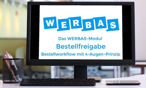 Bestellfreigabe - Das neue WERBAS-Modul im Video