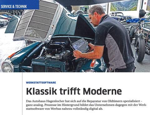 Autohaus Hagenlocher - Klassik trifft Moderne